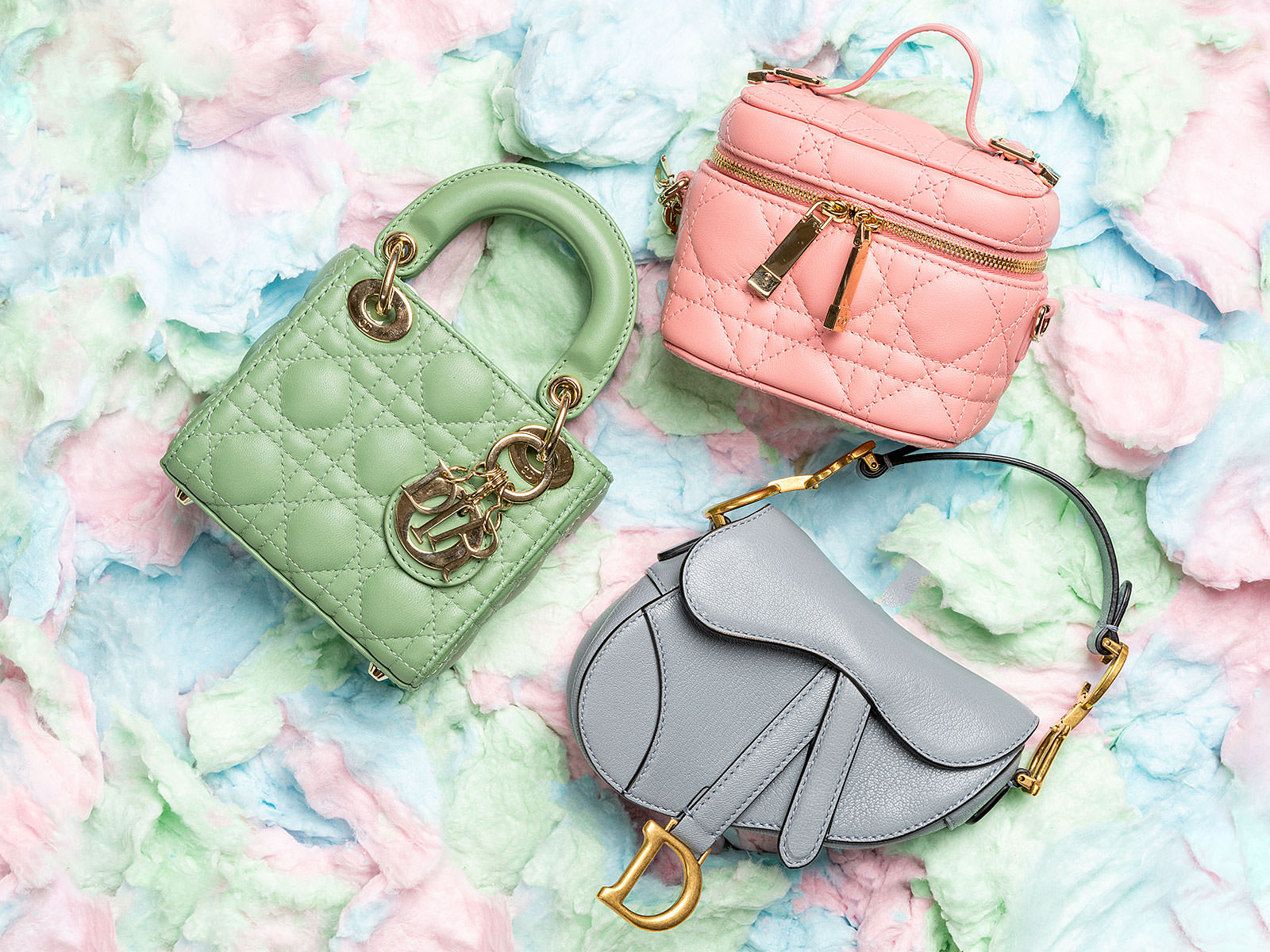 Dior Micro Bags Feature