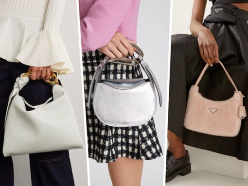 Four Fall 2021 Handbag Trends You're Going to See Everywhere