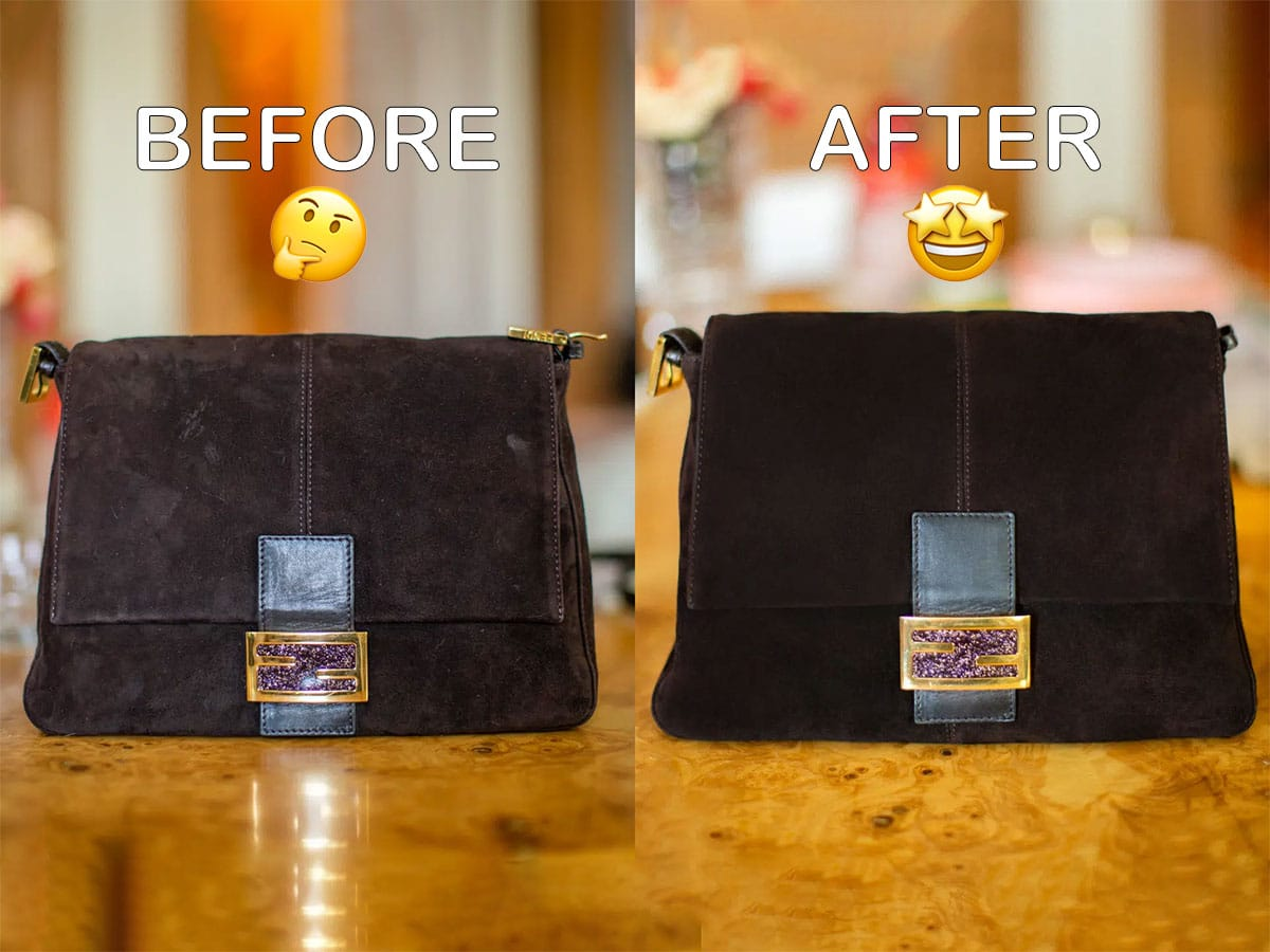How To Clean Suede Bag How-To