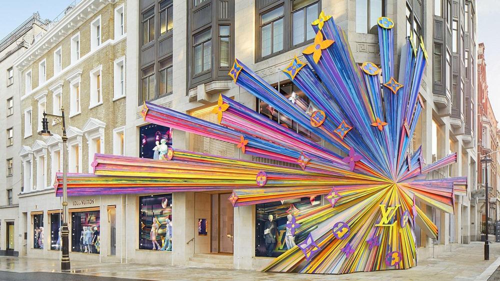 Louis Vuitton Store Bond Street