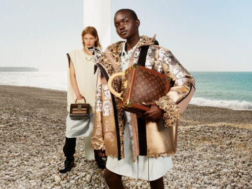 A Closer Look at Louis Vuitton's Fall 2021 Bags