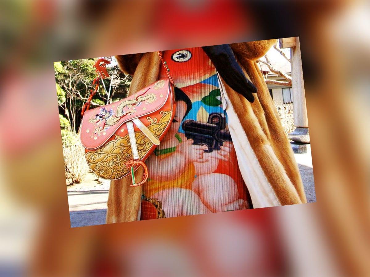 PurseForum Dior Bag Throwback