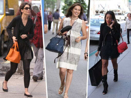 Throwback Thursday: Celebs and Their Hermès Bags, Part II