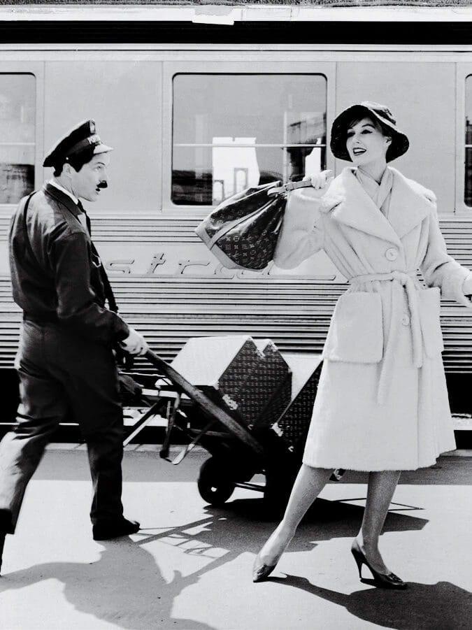 Vintage Louis Vuitton Noé