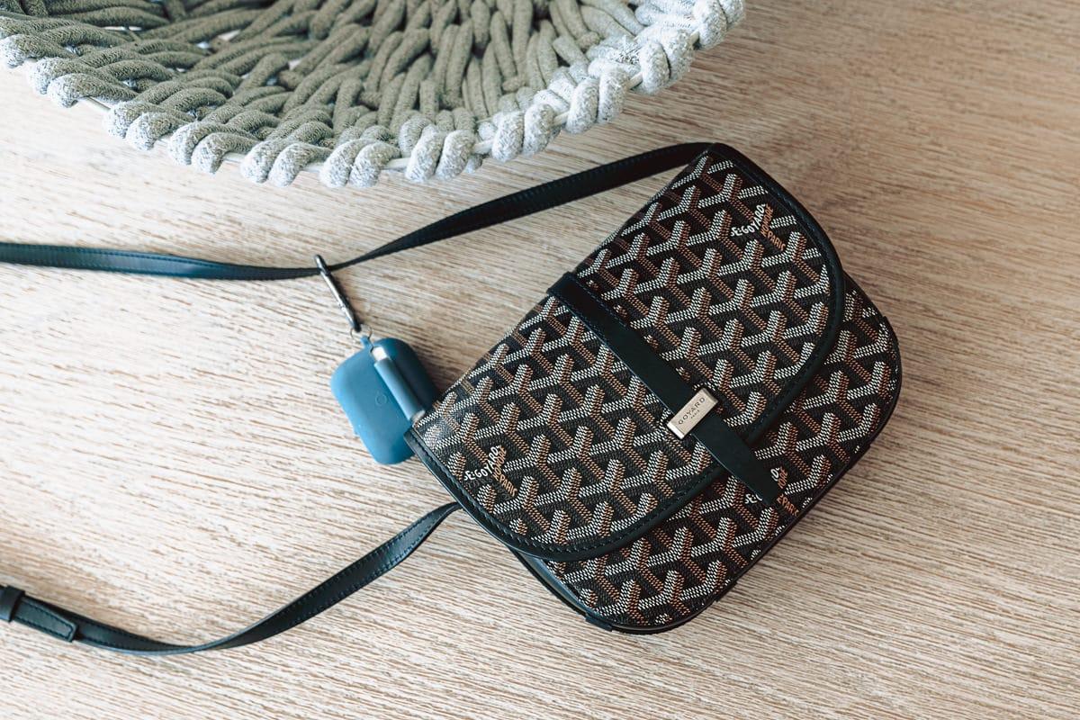 Alicia's Goyard Bag