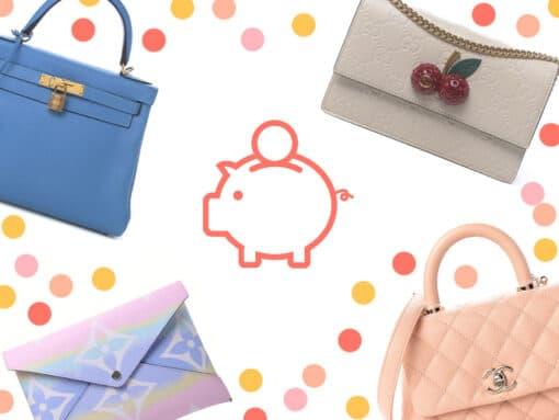 Is It Ever Ok to Dip Into Your Savings to Buy a Handbag?