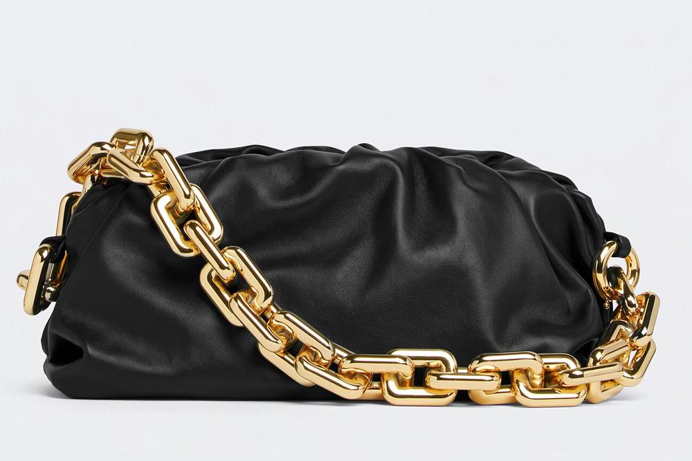 Bottega Veneta Chain Pouch