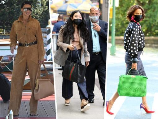 Celebs Mostly Favor Picks from Gucci and Fendi This Week