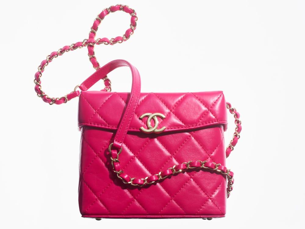 Chanel Small Box Bag