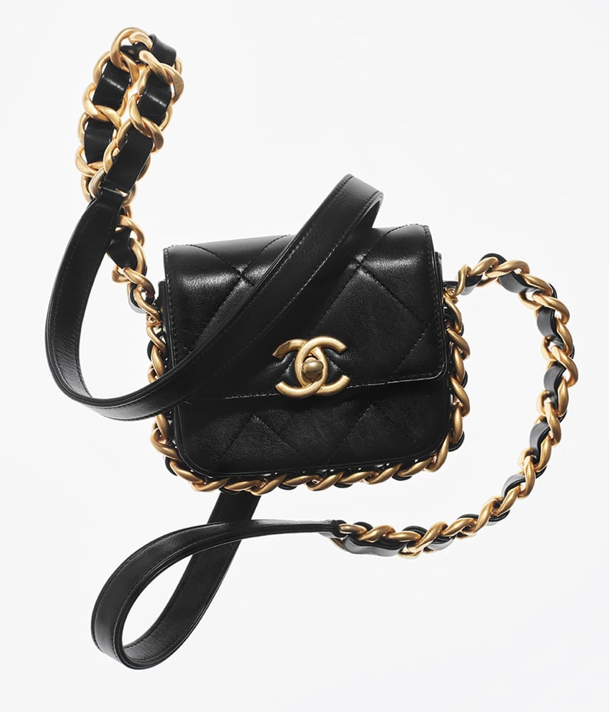 Chanel Mini Flap With Chain