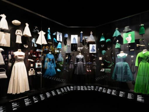 Christian Dior: Designer Of Dreams Exhibit Opens at the Brooklyn Museum