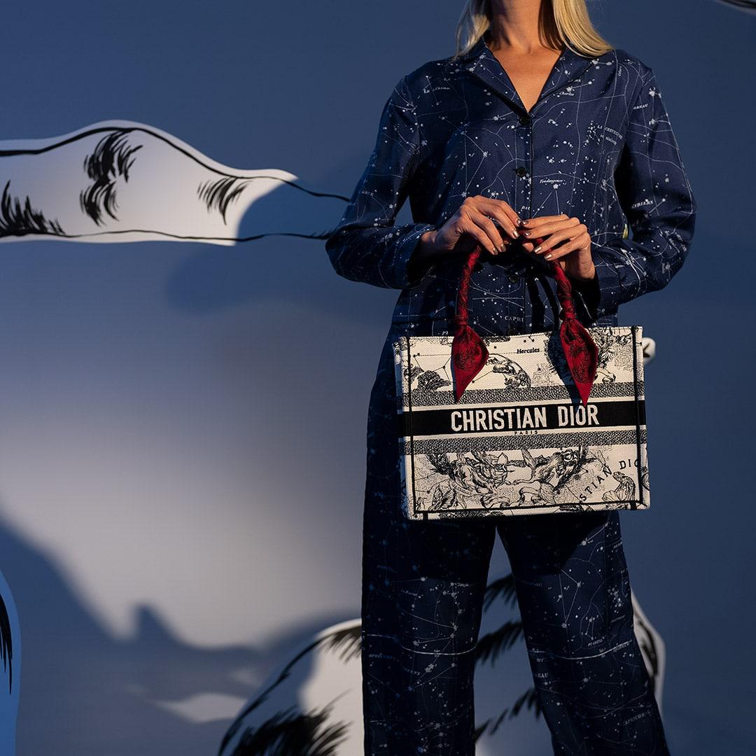 Dior Book Tote Constellation