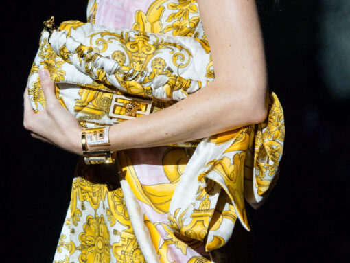 Fendi Partners With Versace on FENDACE Collection