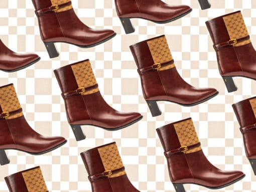 Dive (Feet First) Into Fall With Hot New Footwear from Gucci