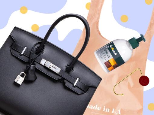 My Handbag Toolkit: Secrets to Keeping Your Bag Pristine
