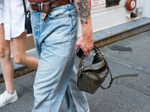 The Best Street Style Bags We Spotted in SoHo, New York City – August 2021