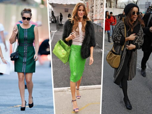 Throwback Thursday: What Attendees Wore (and Carried) to NYFW