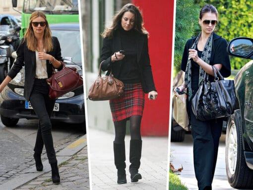 Throwback Thursday: Celebs and Their Prada Bags, Part II