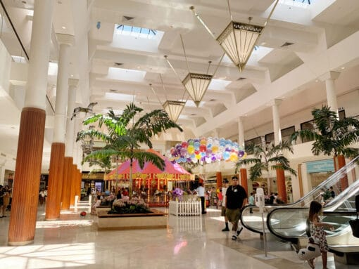 A Guide to Shopping South Coast Plaza