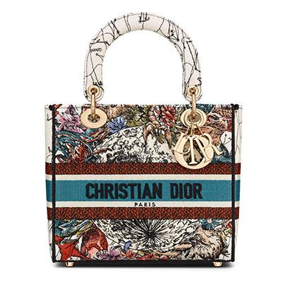 Dior Medium Lady D-Lite