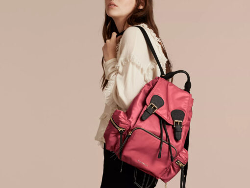 A Love Letter to the Burberry Technical Nylon Backpack