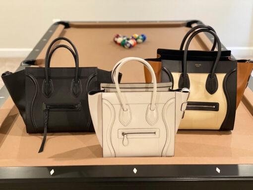 Celine Luggage Tote: Breaking Down My Three Favorite Sizes