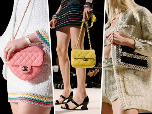 Chanel Takes Us Back In Time for Spring 2022