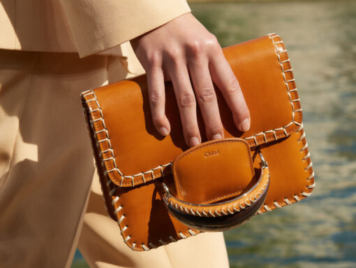Gabriela Hearst Embraces the Free-Spirited Chloé Girl for Spring 2022