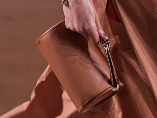 Hermès Women's Spring 2022 Comes in for a Landing