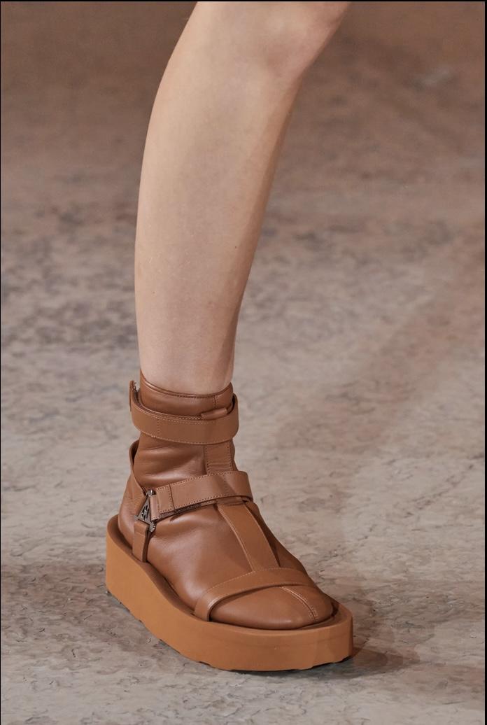 These shoes. Photo via Vogue.com