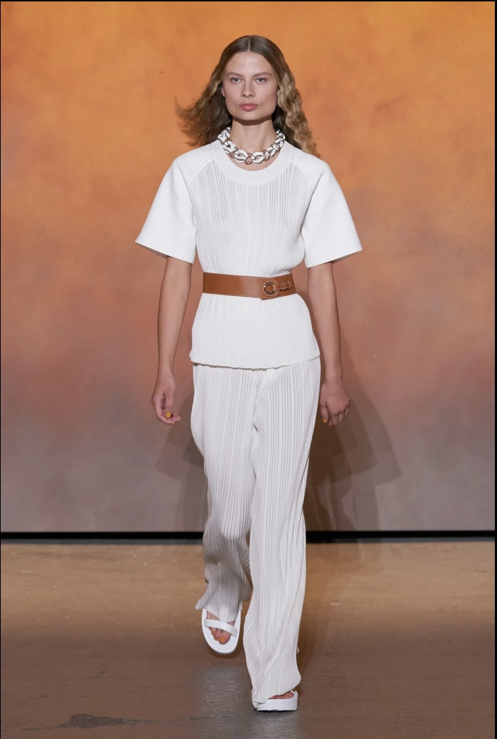 I could wear this every day (Look 36). Photo via Vogue.com