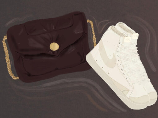 5 Sneaker and Bag Pairings I've Got My Eyes on This Fall
