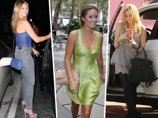 Throwback Thursday: The Best Bag Looks from The Hills