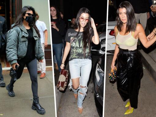 The Many Bags of Kourtney Kardashian, Part II