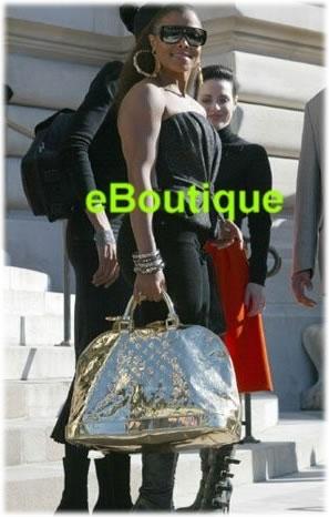 Janet Jackson Louis Vuitton Miroir Line